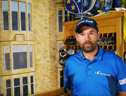 Golf Voyager – Pádraig Harrington
