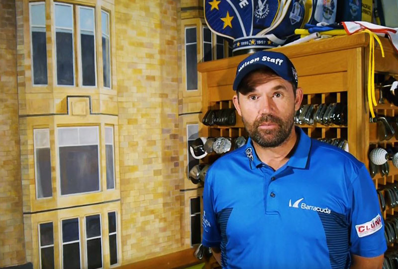 Golf Voyager – Pádraig Harrington