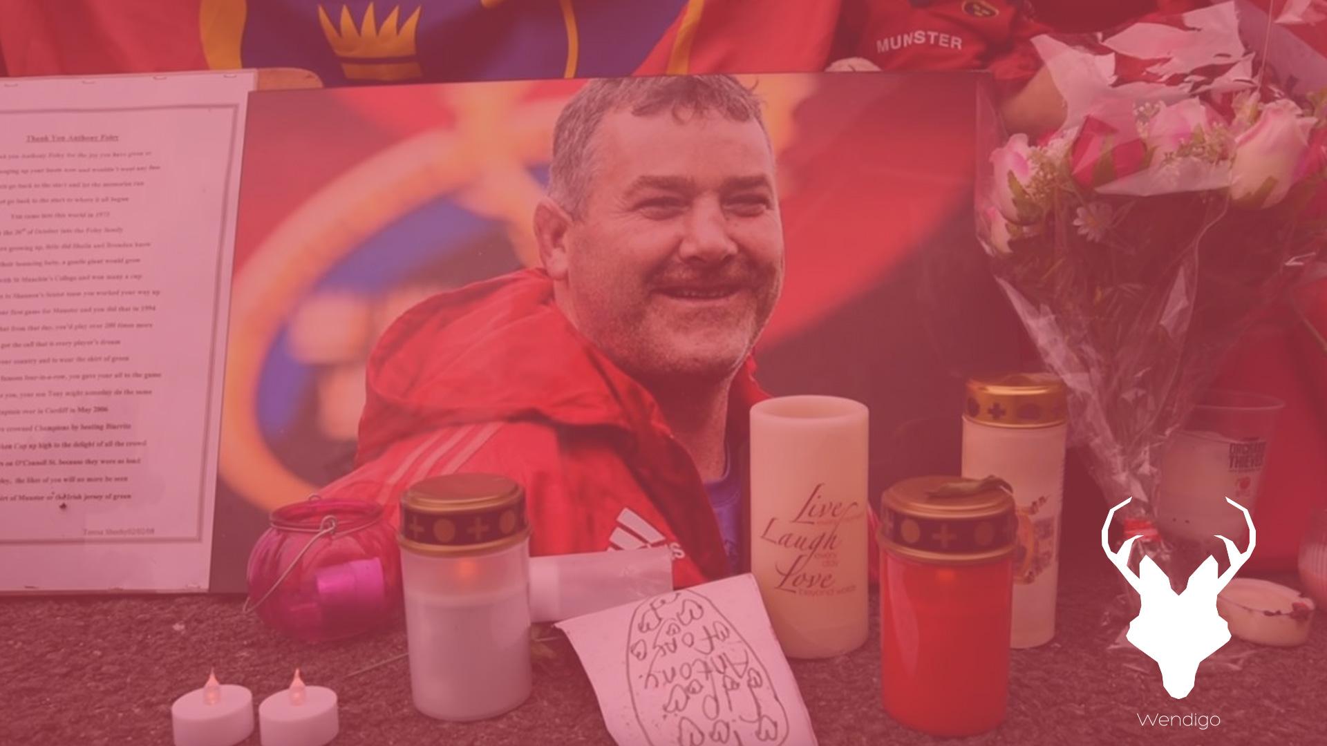 Anthony Foley Tribute video