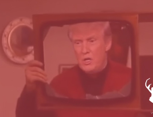 Father Ted meets Donald Trump and goes Viral
